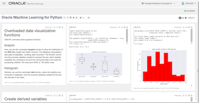 Pythonで導いたグラフを実行するOMLノートブック